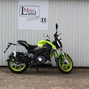 RKF 125 new 2020 zielony